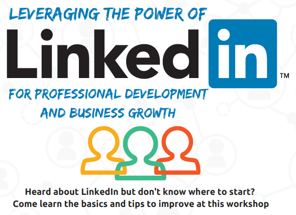Leveraging the power of LinkedIn workshop - Globaldotmedia