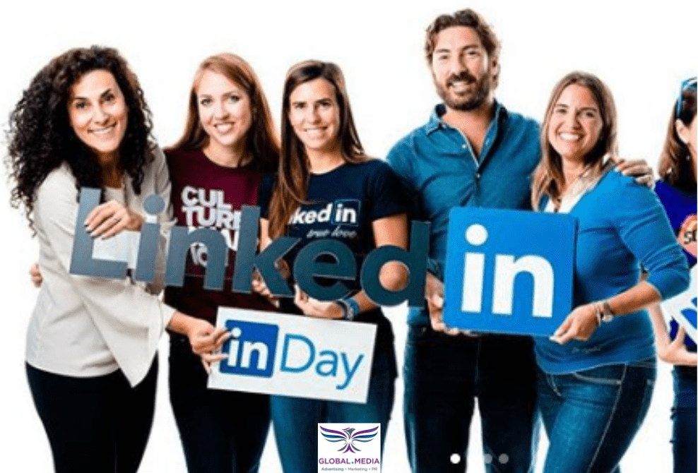 Top 5 strategies to get clients on LinkedIn blog http://globaldomedia.com