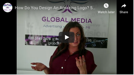 5 logo design principles blog screenshot http://globaldotmedia.com