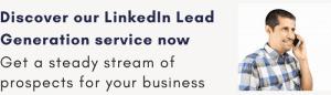 LinkedIn Lead Generation service banner